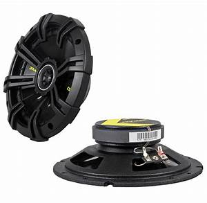 Kicker Car Speakers : kicker 2 cs654 car audio 6 5 coaxial 300 watt full ~ Jslefanu.com Haus und Dekorationen