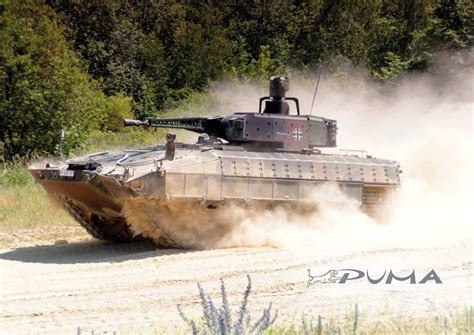 Defence Technology Review - Armoured Infantry Fighting ...