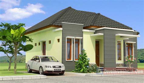 desain rumah minimalis atap limas desain rumah