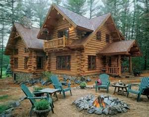 Pictures House Log by The Log Cabin In The Woods Nature And Places I