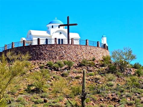 greek orthodox monastery florence az