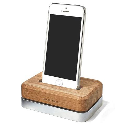 iphone dock bamboo iphone dock