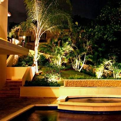 Landscape Lighting Commercial Services