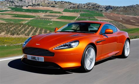 Aston Martin Virage Reviews