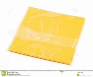 Single American Cheese Slice Stock Photo - Image: 507874