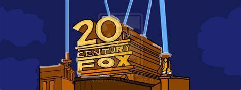 20th Century Fox Logo... Drawn! By Hefan1998 On Deviantart