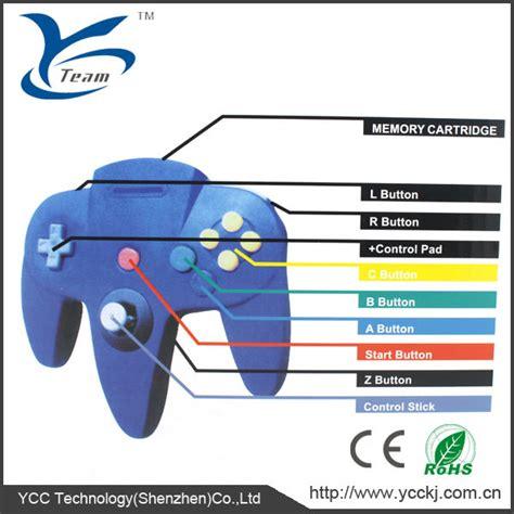 buy tv cheap brand controller for nintendo n64 nintendo 64