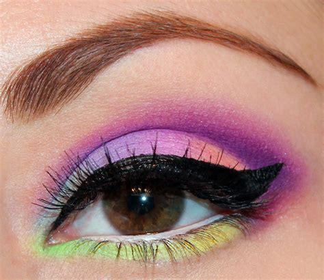 tips  mastering  art  pastel eye makeup