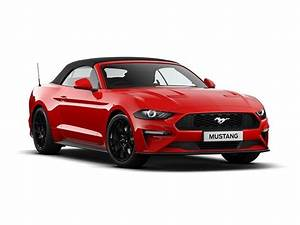 Ford Mustang Convertible 5.0 V8 GT | Car Leasing | Nationwide Vehicle Contracts