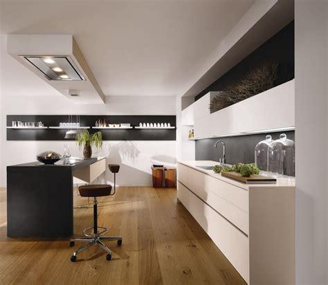 cuisine design avec ilot cuisine avec îlot