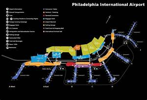 Aa Guide  Phl    Philadelphia International Airport - Mct  Connection  Mct  Etc