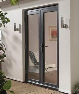 porte fenetre aluminium sur mesure porte fenetre alu pas With porte et fenetre en aluminium