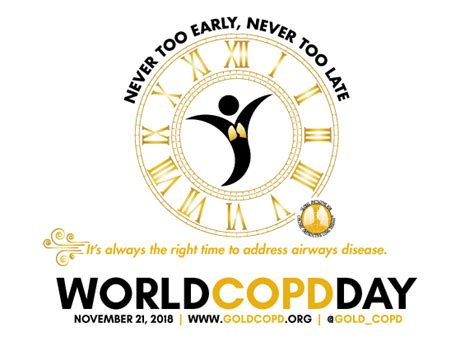 World COPD Day - Global Initiative for Chronic Obstructive ...