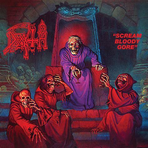 Scream Bloody Gore Light In The Attic Records