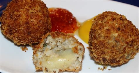 boudin balls boudin balls stuffed with pepper jack cheese realcajunrecipes com la cuisine de maw maw