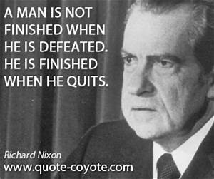 Richard Nixon F... Nixon Film Quotes
