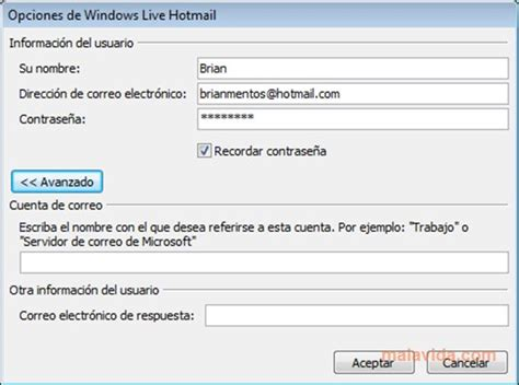 hotmail outlook connector