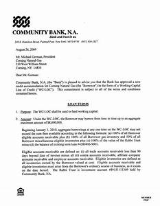 9 bank commitment letter time table chart With commercial mortgage loan commitment letter sample