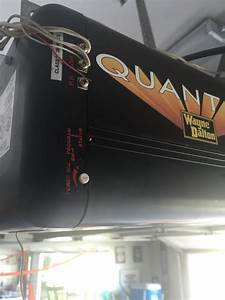 Programming Wayne Dalton Quantum Garage Door Opener