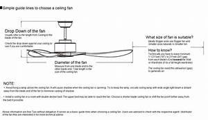 Kdk Ceiling Fan Installation Manual