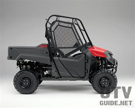 2017 Honda Pioneer 700-4 / Deluxe Review