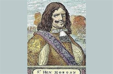 England's Assassination Of Sir Henry Morgan And The