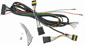 Show Chrome Trailer Wiring Harness 5 Pin For Can