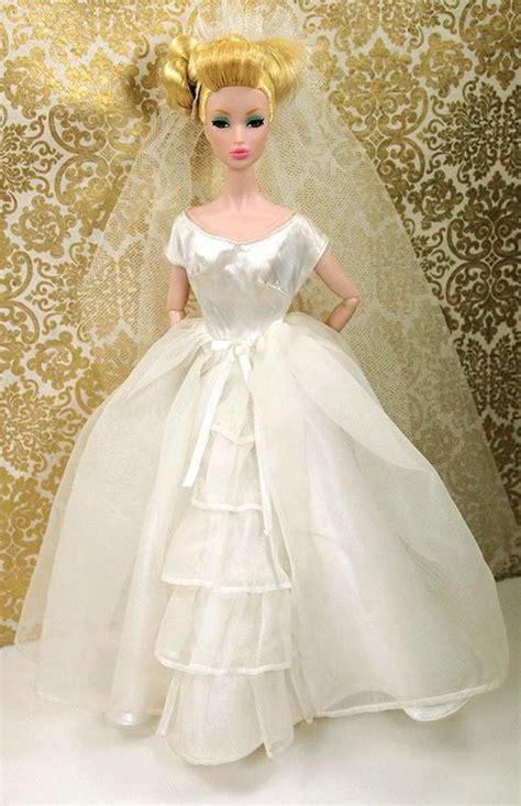 barbie vintage  wedding dream dress barbie wedding