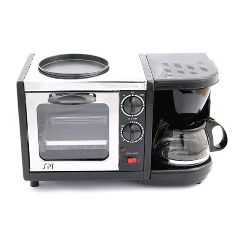 coffee maker toaster oven 3 in 1 toaster oven coffee maker and fry pan 10547803