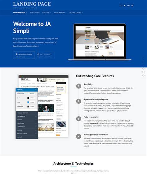 Best Joomla 2 5 Templates Free Download by Joomlart Templates