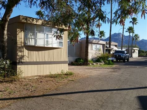 mobile home park for sale in apache junction az arizona