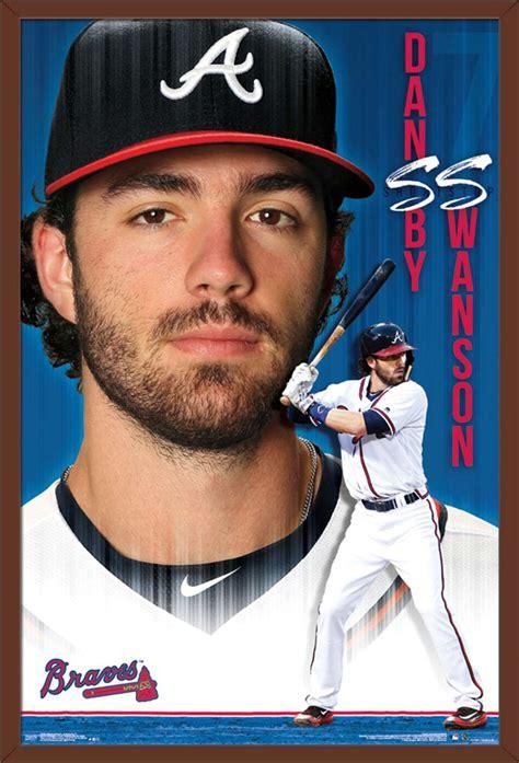 MLB Atlanta Braves - Dansby Swanson Poster - Walmart.com ...