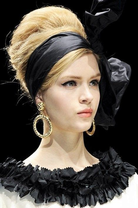 60s Hairstyles by 12 Glamorous Retro 60 S Hairstyles For Event