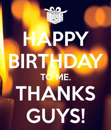 happy birthday kishore kumar thanks happy birthday to me thanks guys poster b keep