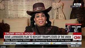 Boycott of SOTU because Trump is 'hateful' to black people ...