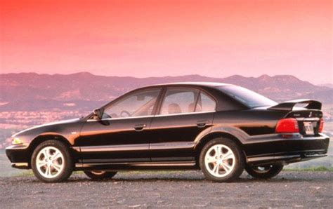 2000 Mitsubishi Galant Gtz by 2000 Mitsubishi Galant Information And Photos Zombiedrive