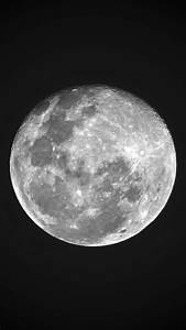 mt70 moon bw simple natue wallpaper