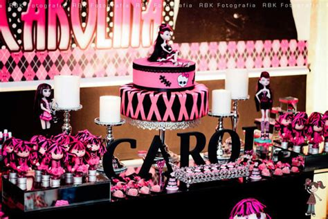 Kara's Party Ideas Monster High Birthday Party Supplies