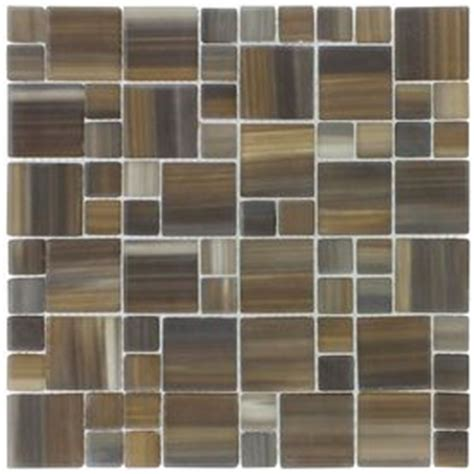 elida ceramica bamboo glass mosaic wall tile common