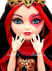 Ever After High Lizzie Hearts Ever After High