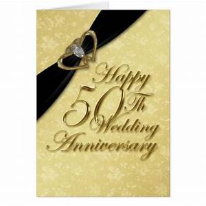 damask 50th wedding anniversary greeting card zazzlecomau With 50th wedding anniversary wishes
