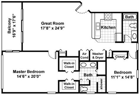square foot house plans  sq feet apartment