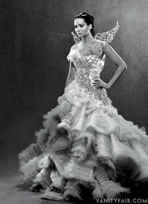 katniss everdeen wedding dress bonkyubombgirl studios