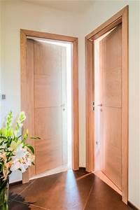 Porte Interieur En Bois : porte de maison interieur ~ Dailycaller-alerts.com Idées de Décoration