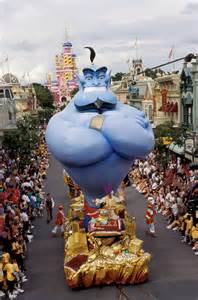 Walt Disney World Magic Kingdom Parade