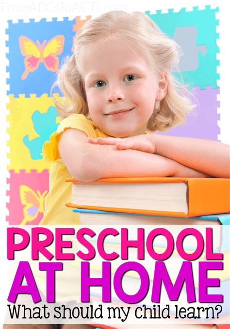 preschool at home what should my child learn from abcs 118 | Preschool at Home What Should My Child Learn