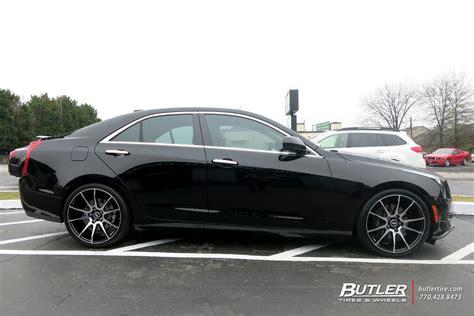 custom cadillac ats cadillac ats custom wheels savini bm12 19x et tire size