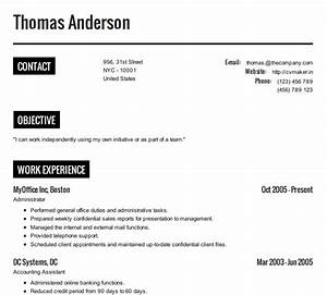 How to create a resume resume cv for Create new resume online