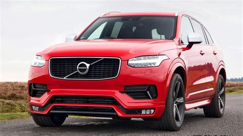 2018 Volvo Xc90  New Design High Resolution  Car Release