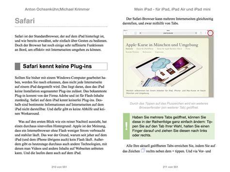 Mein iPad  für iPad Air 2, iPad mini 3 und alle anderen